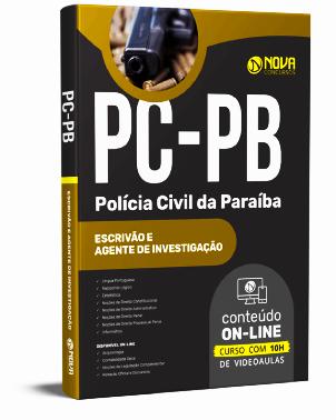 Apostila PC PB 2021 PDF Download Grátis Cursos Online