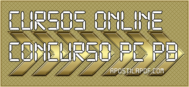 Cursos Online PC PB 2021