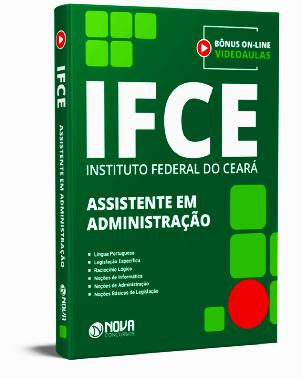 Apostila IFCE 2021 PDF Download Grátis Cursos Online