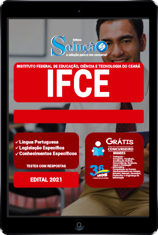 Apostila IFCE 2021 PDF Grátis Download